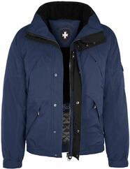 WELLENSTEYN Cliffjacke Winter dunkelblau für Herren
